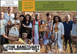 Nile Project Side 1